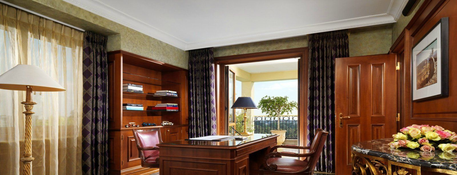 Executive Suite luxurious private office